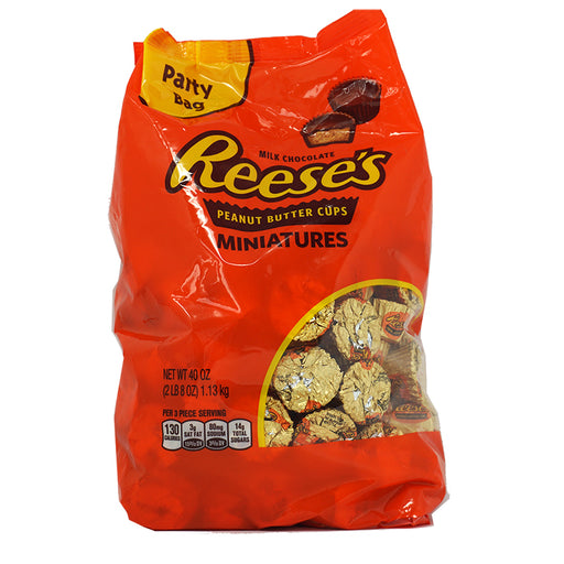 Reese's PNB Cups Miniatures (1,13 kg)