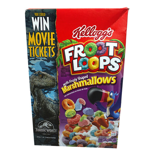 Kellogg's Froot Loops Marshmallows (297 g)
