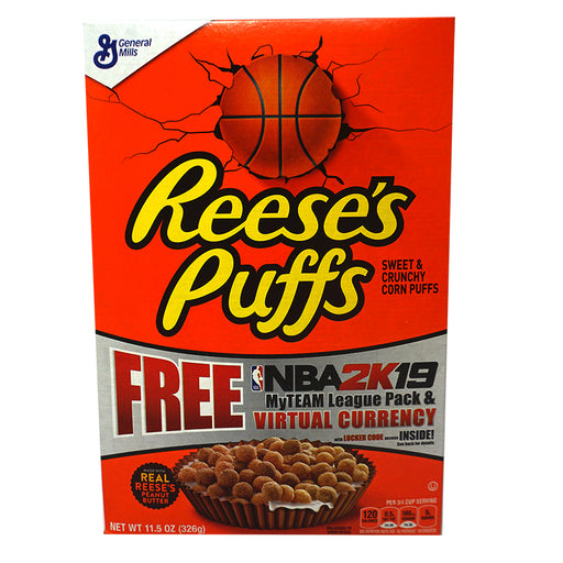 General Mills - Reese's Puffs (326 g)