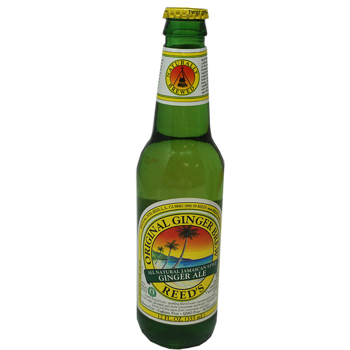 Reed's Jamaican Ginger Ale Original (355 ml)