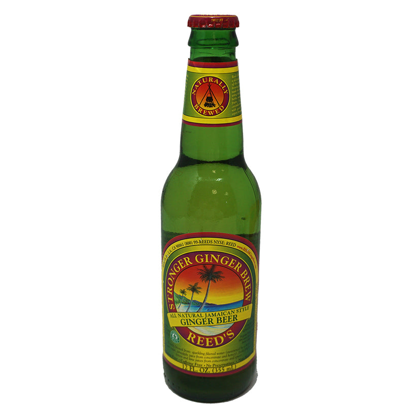 Reed's Jamaican Ginger Beer Strong (355 ml)