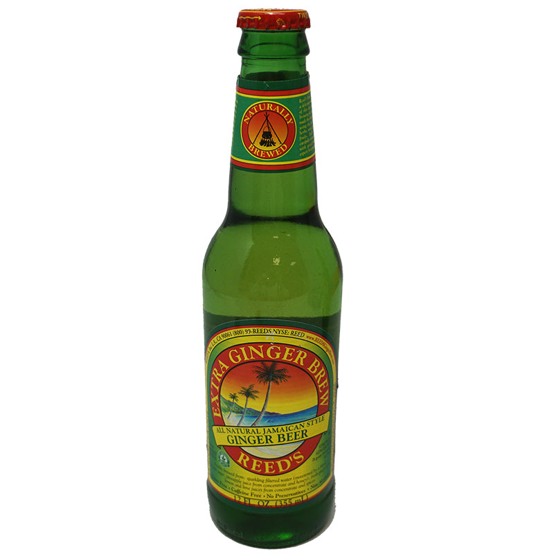 Reed's Jamaican Ginger Beer Extra (355 ml)