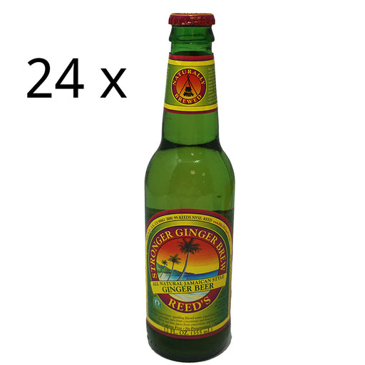 Reed's Jamaican Ginger Beer Strong (355 ml) (24er)