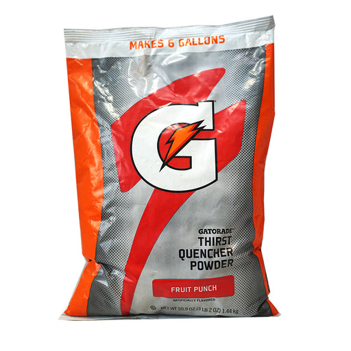Gatorade - Pulver Fruit Punch (1,44 kg)