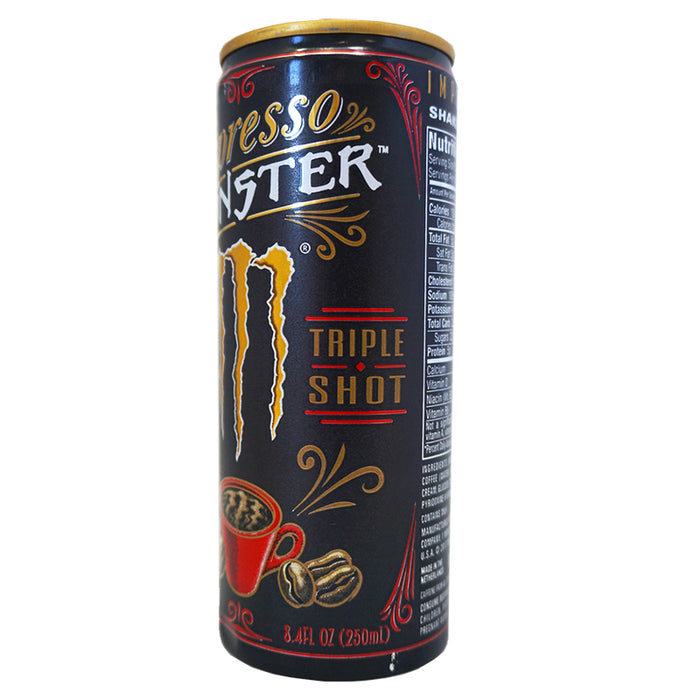 Monster - Espresso and Cream (250 ml)