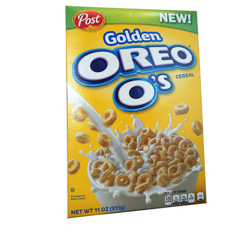 Oreo O's Cereals Golden (311 g)