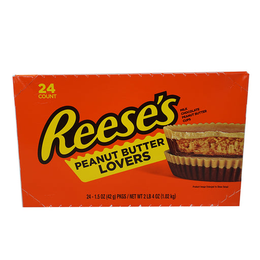 Reese's Bar PNB Lovers (42 g) (24er)