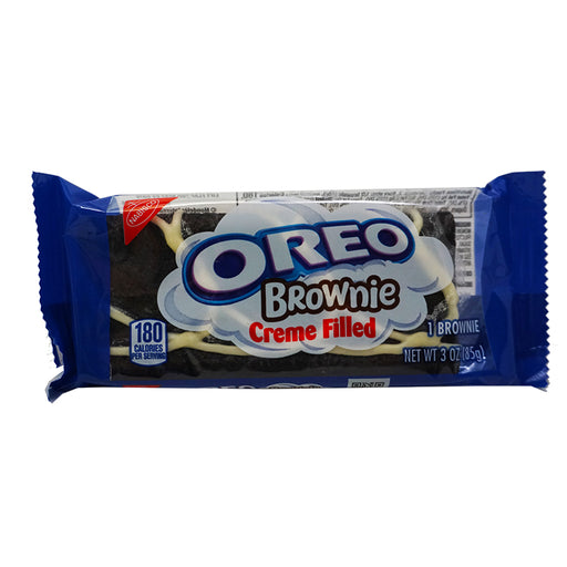 Nabisco Oreo Brownie Creme Filled (85 g)