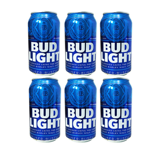Bud Light (Dose) (355 ml) (6er)