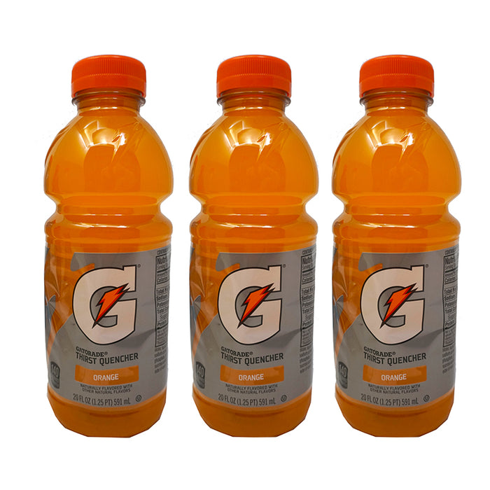 Gatorade Orange (591 ml) (3er)
