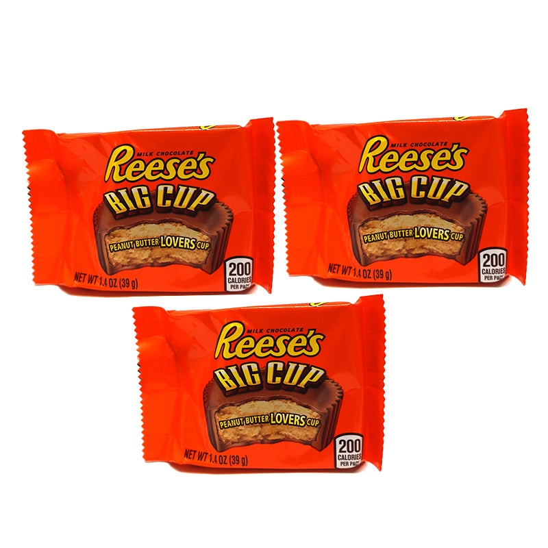 Reese's Big Cup (40 g) (3er)