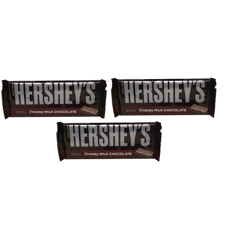 Hershey's Bar Milk Chocolate (43 g) (3er)