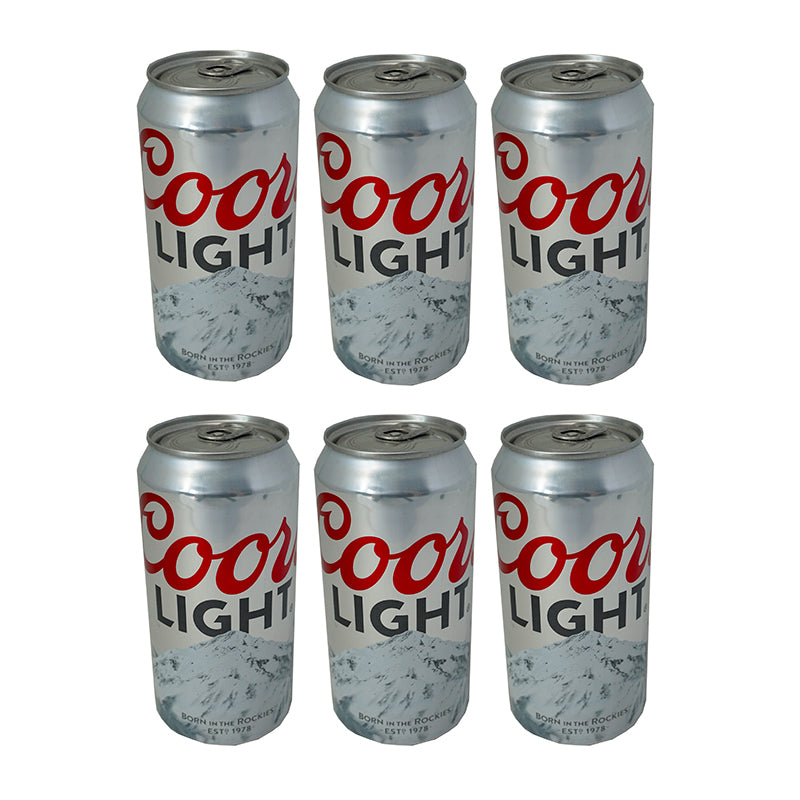 Coors Light (355 ml) (Dose) (6er)