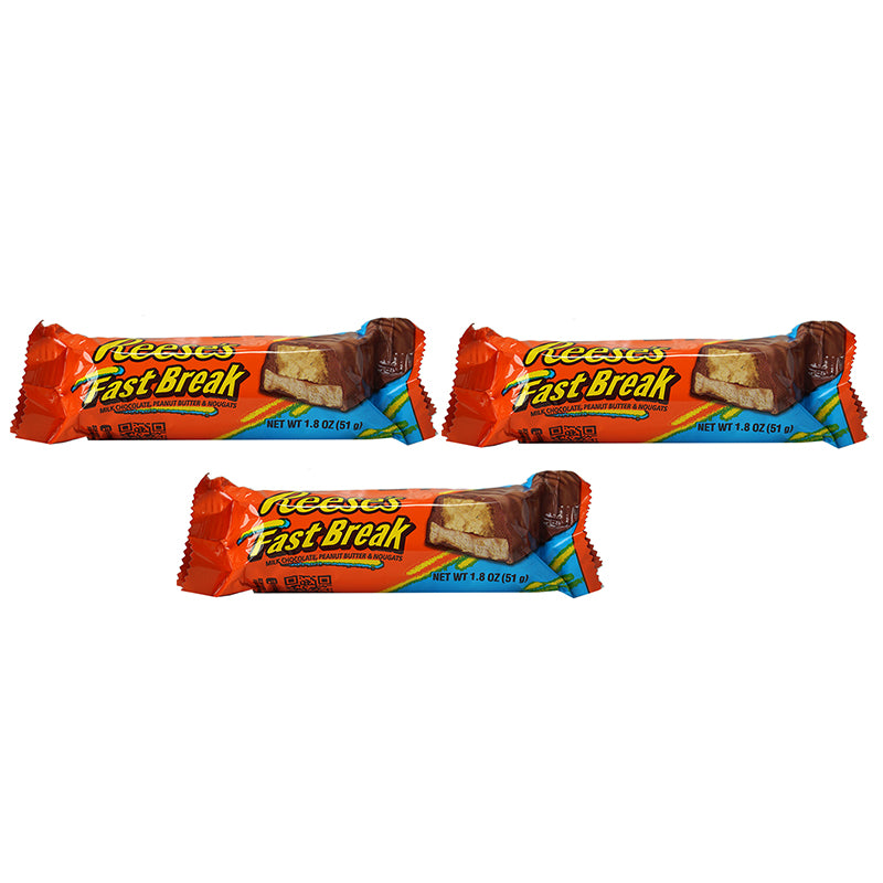 Reese's Bar Fast Break (51 g) (3er)