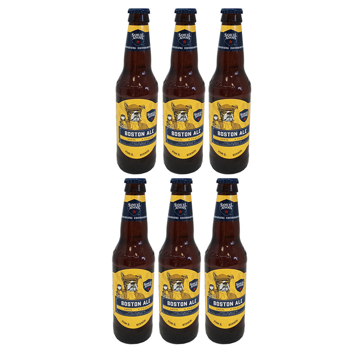 Samuel Adams Boston Ale (FL) (355 ml) (6er)