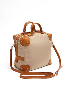Travel Trunk - M / Beige - (ki:ts)