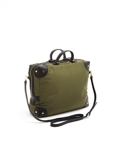 Travel Trunk - L / Olive - (ki:ts)