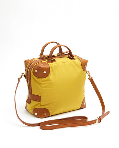 Travel Trunk - M / Yellow - (ki:ts)