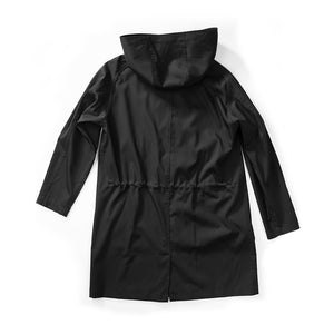 Light Mods Coat / Black - WWS