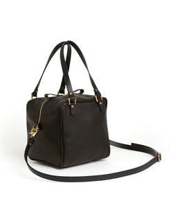 Cube Bag Soft - M / Black - (ki:ts)