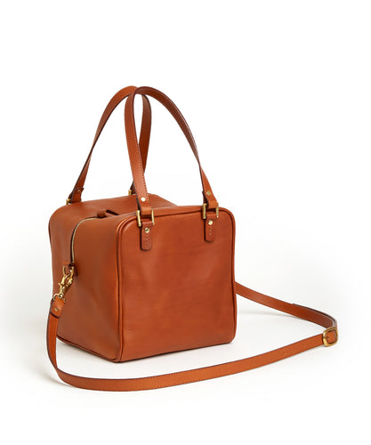 Cube Bag Hard - M / Tan - (ki:ts)