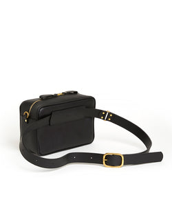 Waist Bag Hard - L / Black - (ki:ts)