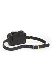 Load image into Gallery viewer, Waist Bag Hard - S / Black - (ki:ts)