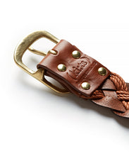 Load image into Gallery viewer, Plait 510 Belt / Tan - (ki:ts)