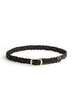 Plait 510 Belt / Black - (ki:ts)
