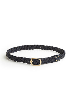 Plait 510 Belt / Navy - (ki:ts)