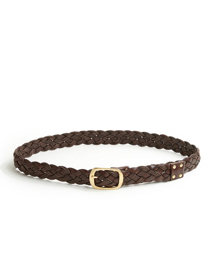 Plait 510 Belt / Brown - (ki:ts)