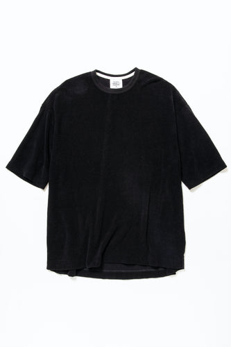 TF Relax T-Shirt / Black - THING FABRICS