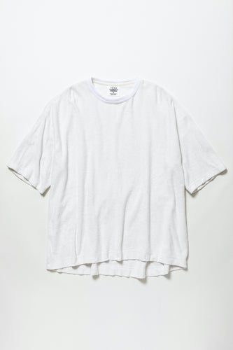 TF Relax T-Shirt / White - THING FABRICS