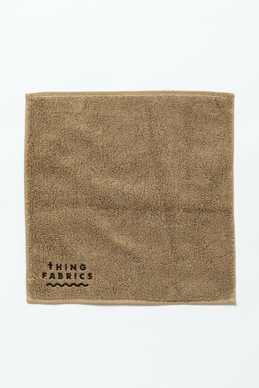 TIP TOP 365 TOWEL / Khaki Beige - THING FABRICS