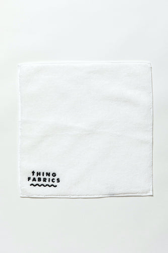 TIP TOP 365 TOWEL / White - THING FABRICS