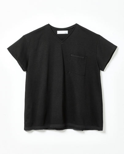 Women's Square Cut T-shirt - M / Black - triaa