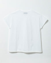 Load image into Gallery viewer, Women's Square Cut T-shirt - M / White - triaa