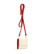 Load image into Gallery viewer, Wallet Shoulder Strap - Cherry Red - (ki:ts)