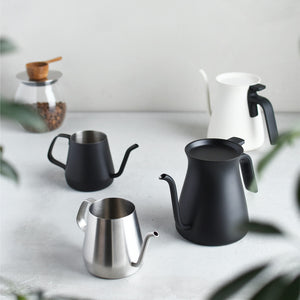 POUR OVER KETTLE 430ml / Black - KINTO