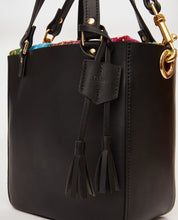 Load image into Gallery viewer, SQ Hand Bag with Pouch / Black - (ki:ts)