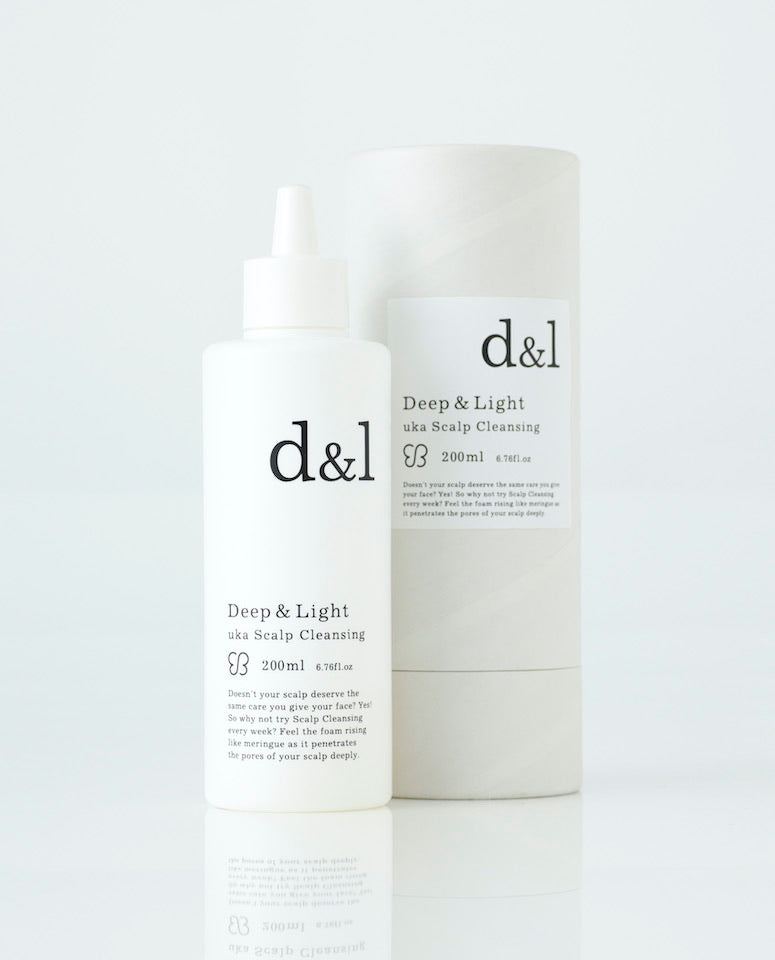 Scalp Cleansing Deep & Light - uka