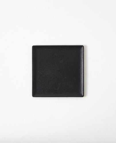 Square Tray / black large - Sumitani Saburo Shoten