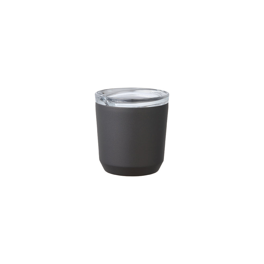 TO GO TUMBLER 240ml / Black - KINTO