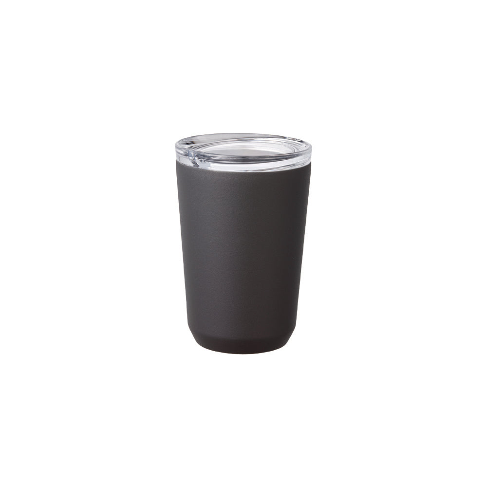 TO GO TUMBLER 360ml / Black - KINTO