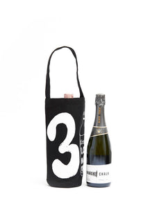 31 Wine Bottle Bag - (ki:ts) x Black Score