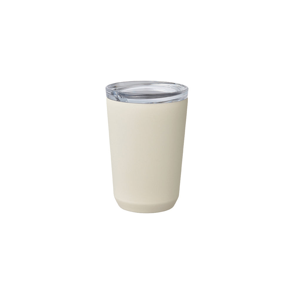TO GO TUMBLER 360ml / White - KINTO