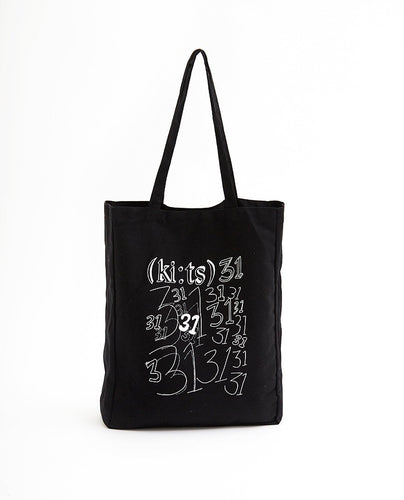 31 31 31 Shopper - (ki:ts) x Black Score