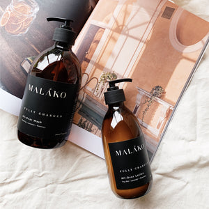 Fully Charged All-Over Wash (Glass Bottle) - MALAKO