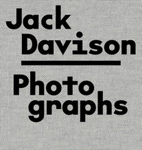 Load image into Gallery viewer, Photographs - Jack Davison - 1st Edition