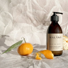 Load image into Gallery viewer, Skin To Soul Body & Hand Lotion (Glass Bottle) - MALAKO
